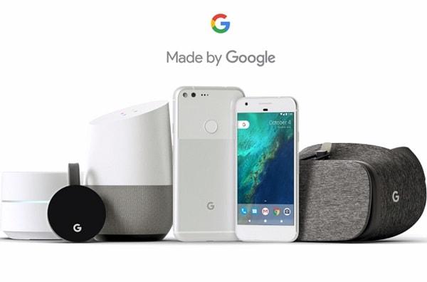 Презентация Google Pixel 2 и 2 XL