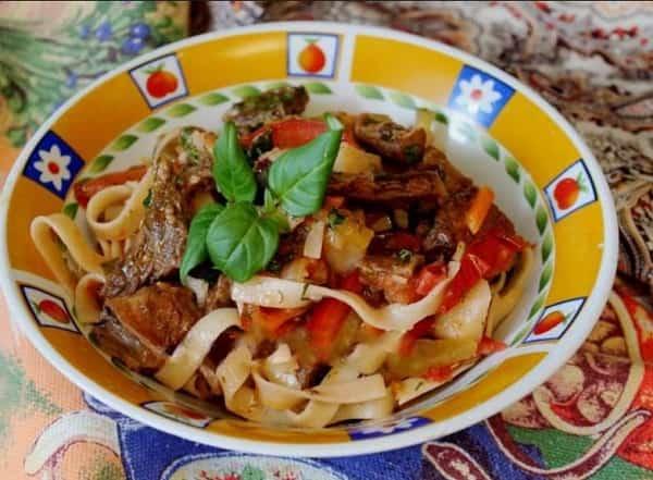 лагман рецепт классический с фото из баранины