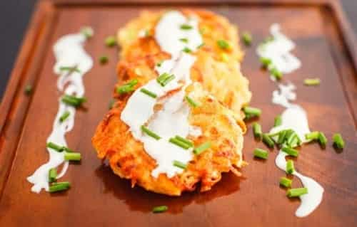 Драники классические картофельные