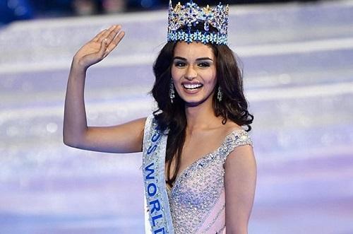 Победительница конкурса Мисс Мира 2017