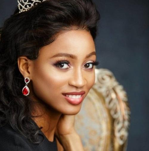 Мисс Мира 2017 - Нигерия