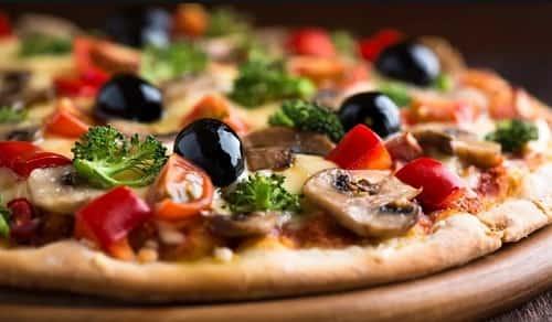 Вкусное тесто для тонкой пиццы