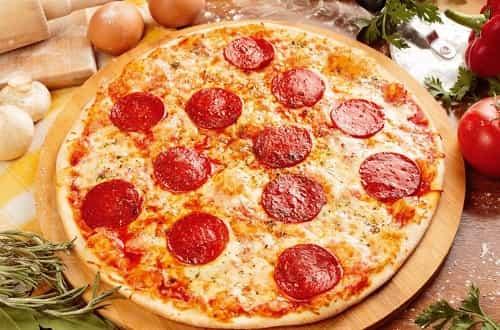 Дрожжевое тесто для вкусной пиццы