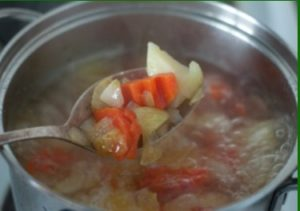 суп с плавленным сыром виола рецепт с фото
