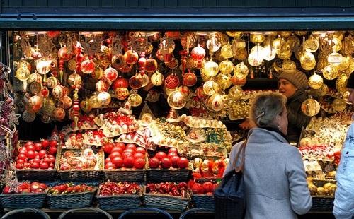 Рождество в Европе: даты проведения рождественских ярмарок