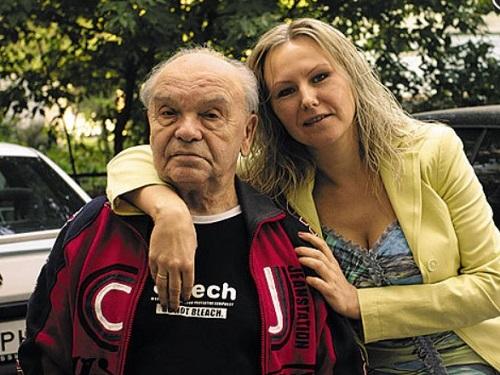 Жена Владимира Шаинского Наталья