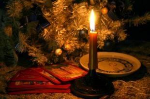 Гадание на святки и рождество