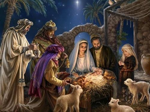 Рождество Христово молитвы