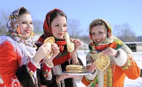 Масленица 2018 в Москве: программа мероприятий праздничной недели