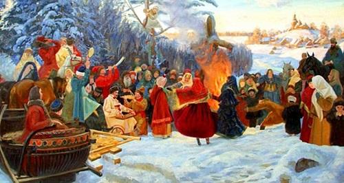 Масленица 2018 традиции, обряды