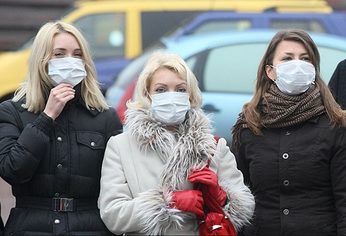 Грипп в Москве: январь 2018