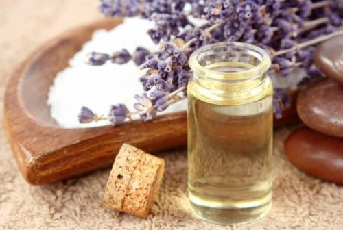 Лавандовое масло: рецепты