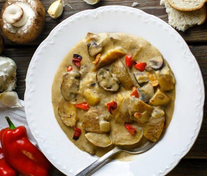 Суп с грибами: рецепты грибного супа