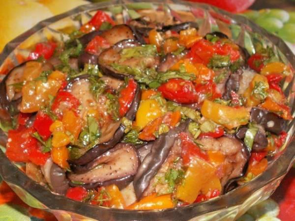 Лечо из болгарского перца и помидор - самые лучшие рецепты с фото
