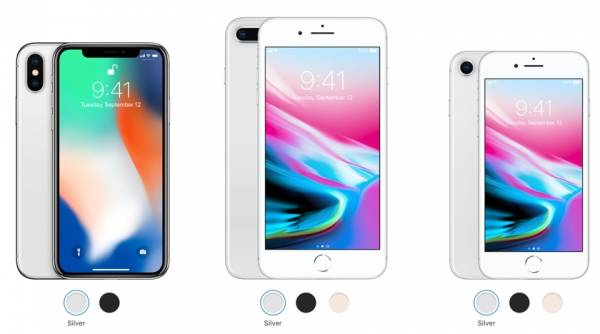 Новый iPhone 8 упал в цене в России