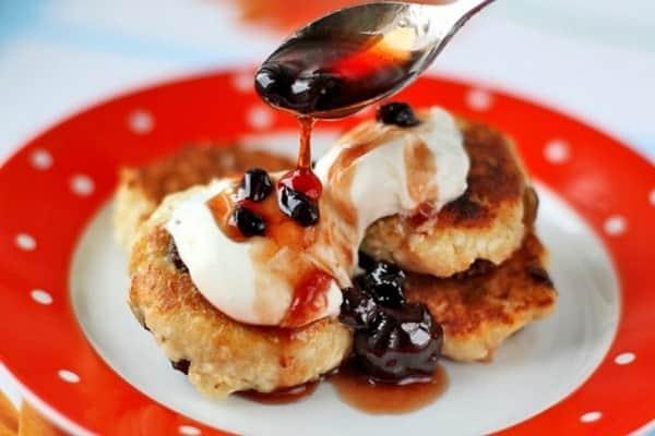 Сырники из творога на сковороде - 10 лучших рецептов с фото