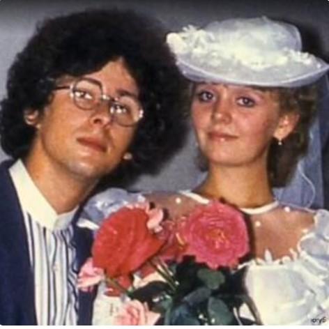 Валерия первый брак