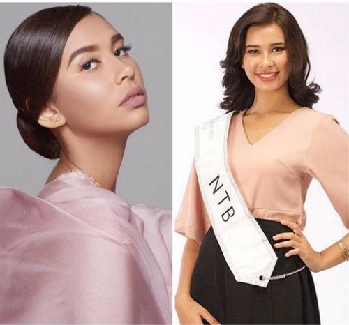 Участница Мисс Мира 2017 Индонезия