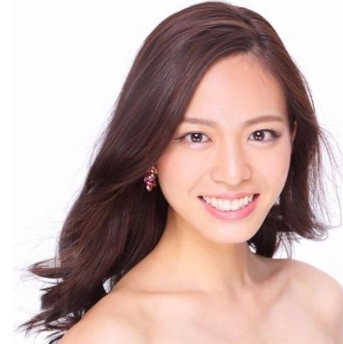 Мисс Мира 2017 - Япония