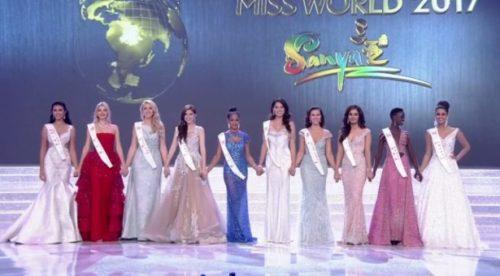 Мисс Мира 2017 отборочный конкурс