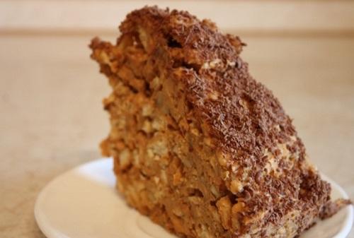 Торт муравейник рецепт из печенья