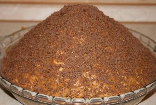 Торт муравейник рецепт классический