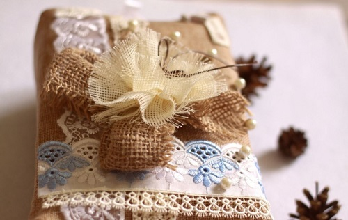 Как оформить подарки на Новый год 2019 своими руками