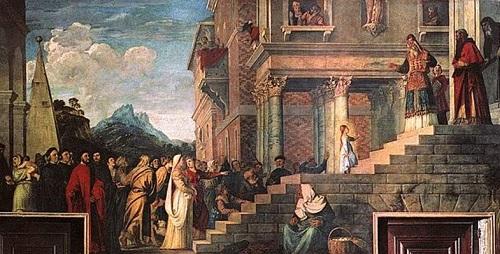 Введение во храм Пресвятой Богородицы - 4 декабря