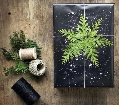 Как оформить подарки на Новый год 2018 своими руками