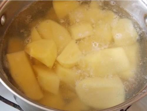 Начинка для вареников из картошки