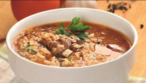Суп Харчо классический