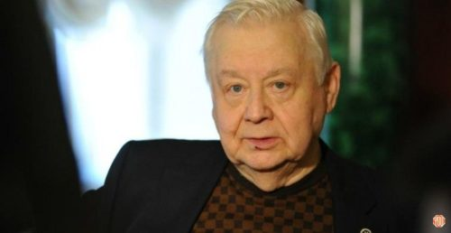 12 марта 2018 умер Олег Табаков