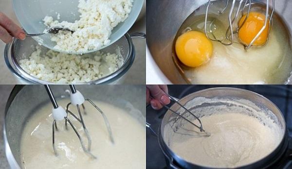 Творожная пасха: пошаговый рецепт с фото