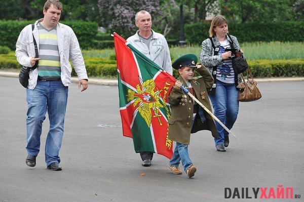28 мая 2020 День пограничника в России
