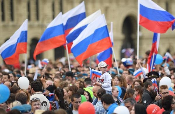 День России 2018 в Москве: программа и концерты