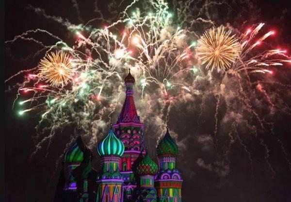 День России 2018 в Москве: где смотреть салют