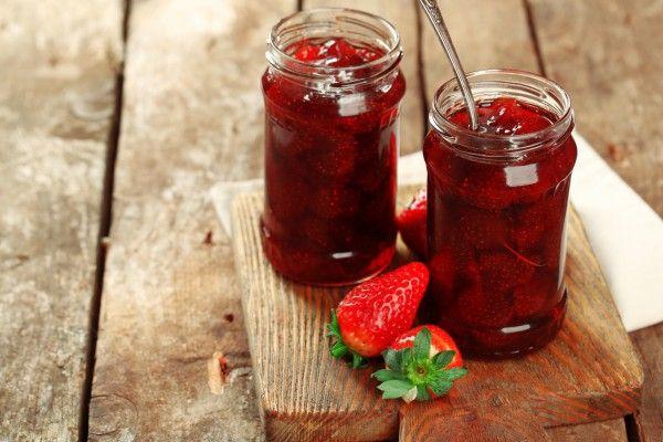 Варенье из клубники Пятиминутка на зиму - простой рецепт