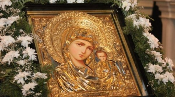 Икона казанской божьей матери 2019