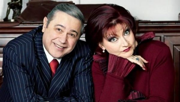 Петросян и Степаненко развелись