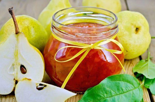 Варенье из груш с апельсином на зиму рецепты — pic 2