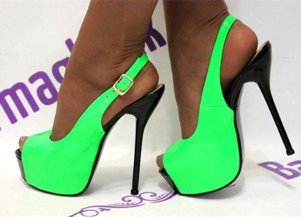 Обувь из экокожи