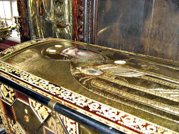 Обретение мощей святителей Гурия и Варсонофия, Казанских чудотворцев