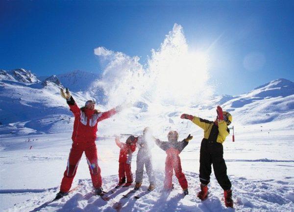 Новый год на горнолыжные курорты за границу